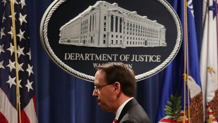 No Collusion: Rosenstein Indicts 12 Russians for Hacking, No Americans Involved