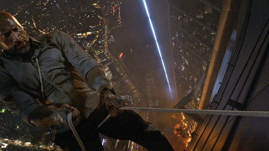 'Skyscraper' Review: Pretty Good, but Dwayne Johnson Deserves Better