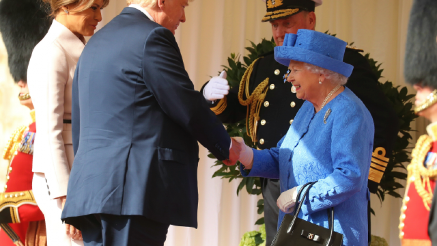 Britons Back Trump Sharing Brexit Views, Support Him Meeting Queen