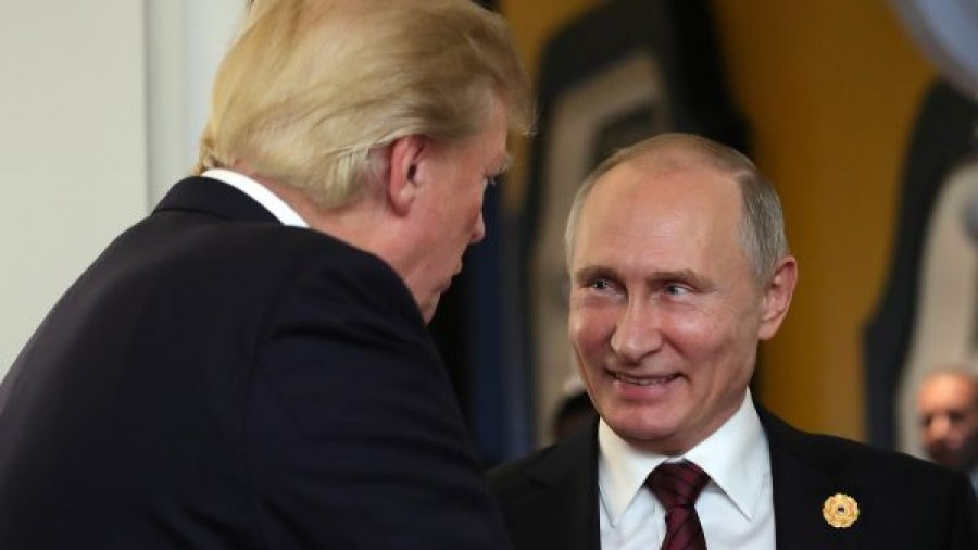 Trump and Putin will meet Monday – Here are photos from their past meetings