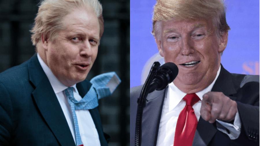 Trump Hails Boris Johnson as Future PM: 'He's Got What It Takes'