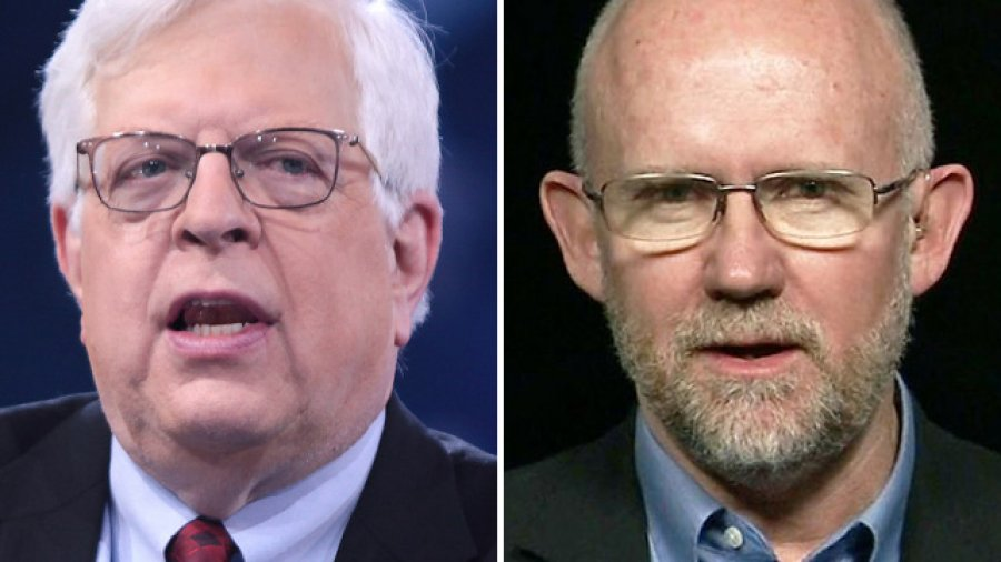 Dennis Prager: 'Fraud' for CNN to Brand 'Lowlife' Rick Wilson as 'Republican Strategist'