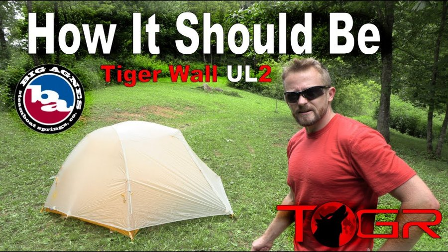 How to Setup the Big Agnes Tiger Wall UL2 Tent