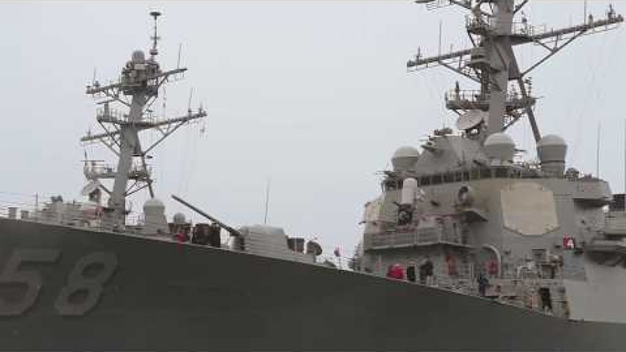 Navy Living Heritage – USS Laboon (DDG 58)