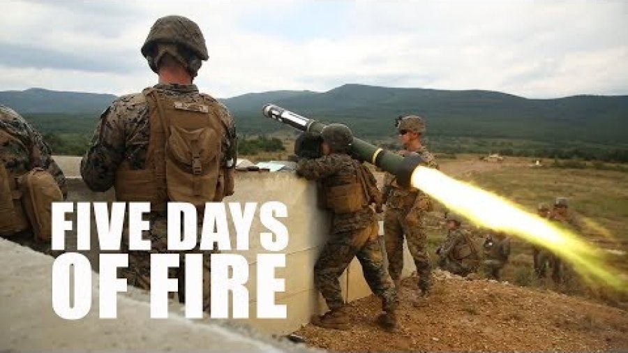 Five Days of Fire