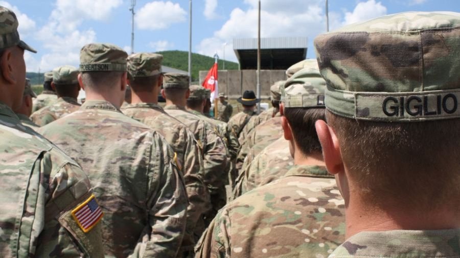 Soldiers help bust alcohol smugglers in Kosovo