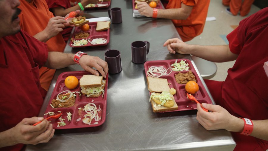 Alabama ends policy giving inmate food funds directly to sheriffs