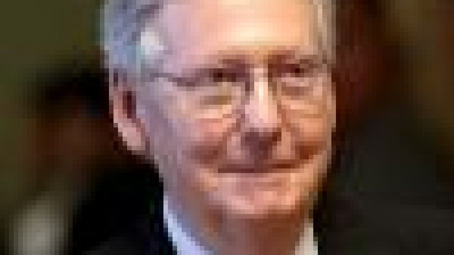 McConnell: Senate to confirm Kavanaugh by Oct. 1