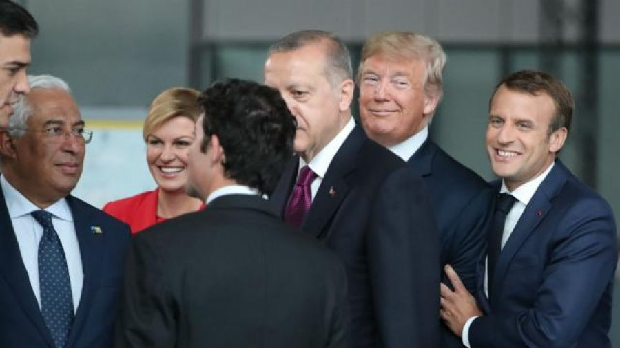 The Hill's 12:30 Report —Sponsored by Delta Air Lines — Trump takes off gloves at NATO summit