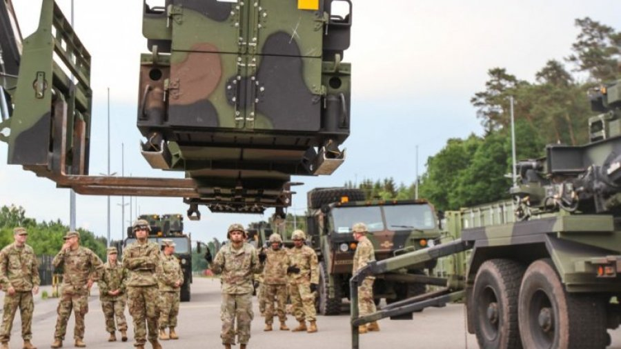 Sweden officials sign agreement to purchase PAC-3 MSE