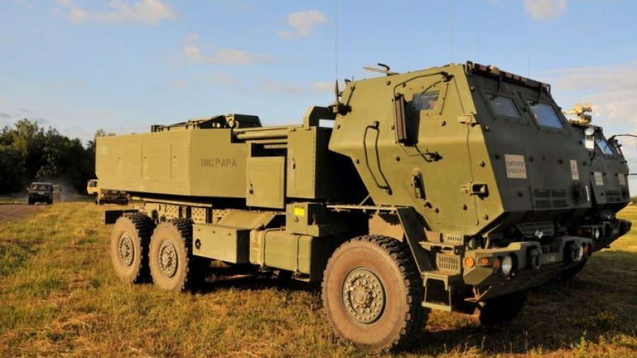 Lockheed Martin awarded $218M contract to supply M142 HIMARS to Romania