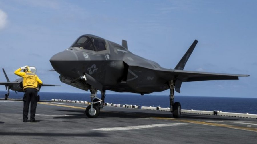 Lockheed Martin receives $104M contract for F-35 Block 4 upgrade