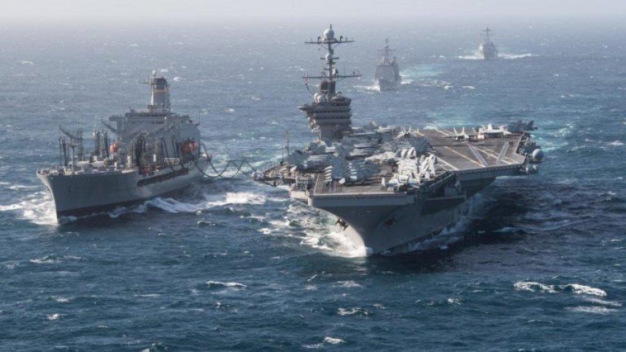 USS John C. Stennis nuclear-powered aircraft carrier expects complex overhaul
