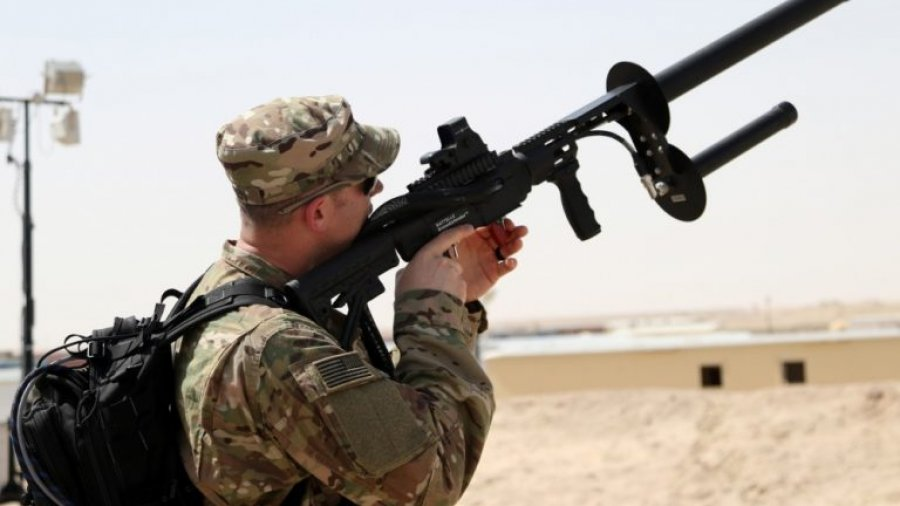 U.S. Army will blast UAVs out of the sky using microwave weapons
