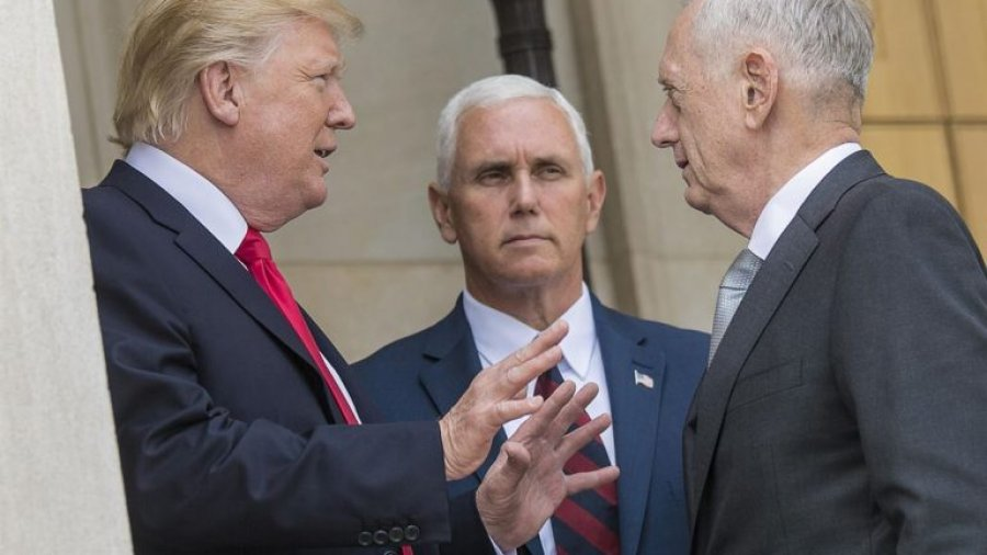 Pence introduces bold plan to create Space Force by 2020