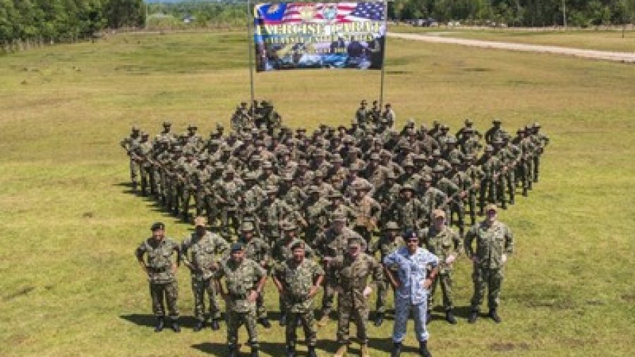 U.S., Malaysia Commence 24th Cooperation Afloat Exercise
