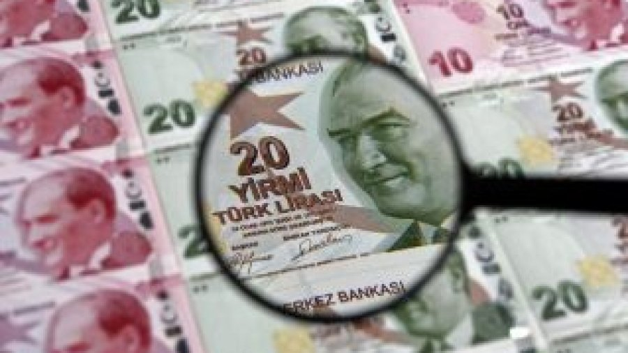 Emerging market contagion back with a vengeance as Turkey pops