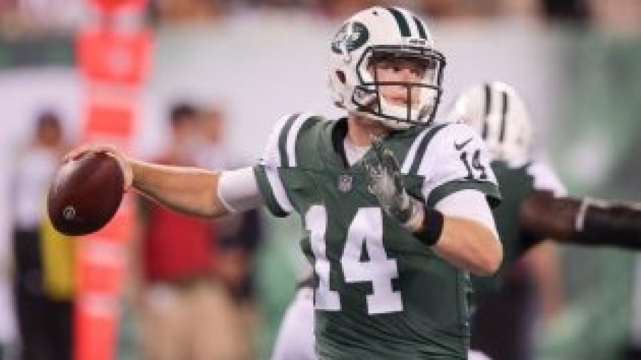 Bridgewater, Darnold sharp for Jets in preseason opener