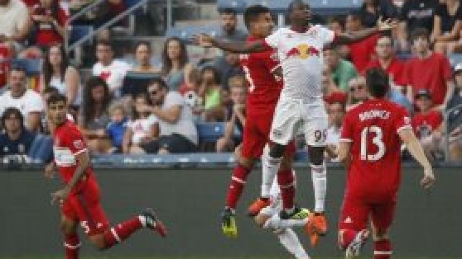 Wright-Phillips' tally stands up as Red Bulls blank Fire
