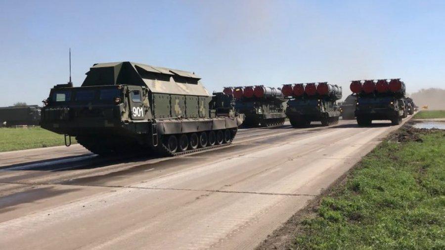 Ukraine reactivates unique S-300V1 strategic air defense systems