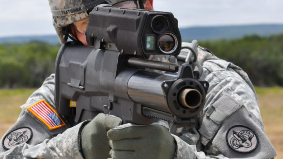 The Army's 'Punisher' Airburst Weapon Is Officially Dead