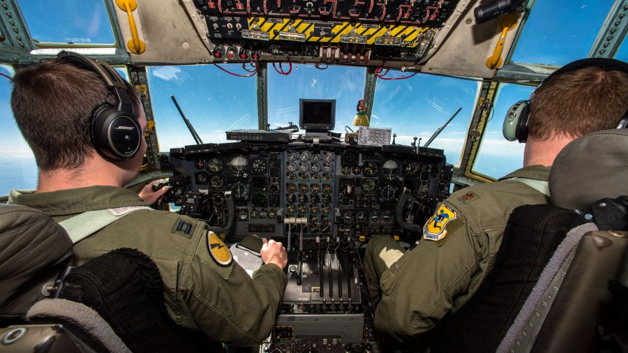 Amid Pilot Shortage, Air Force Tests Out Fly-Only Career Track