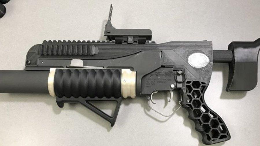 Facebook bans posts linking to 3-D gun blueprints