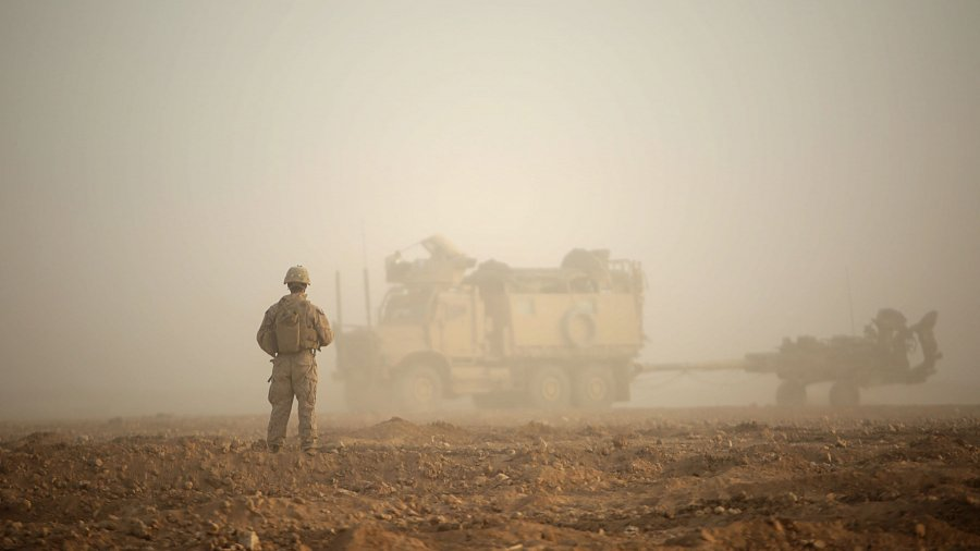 Investigation into Shooting of Marine in Syria Inconclusive, Officials Say