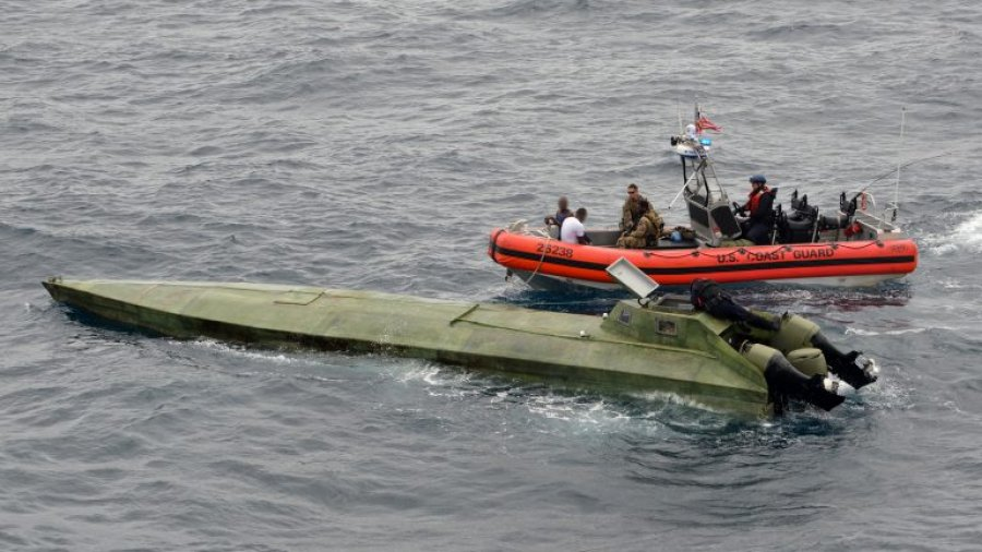 Coast Guard delivers more than 7 tons of seized cocaine