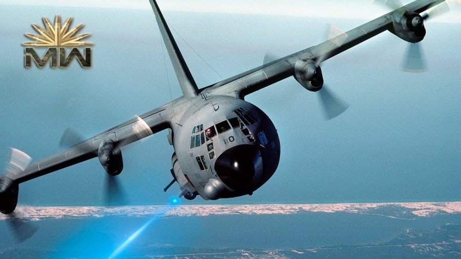 America's Lethal AC-130 Gunship – Up Close and Personal