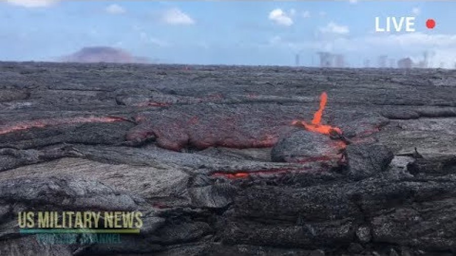 Hawaii Kilauea Volcano Update: Lava Eruptions at Fissure 8 May Be Slowing Down