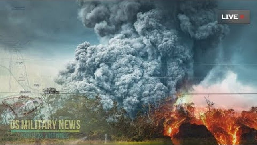 Hawaii volcano summit collapse: Latest on Kilauea volcano – is there a tsunami warning?