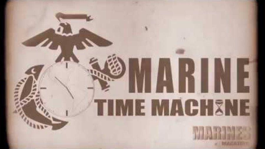 Marine Time Machine: Navajo Code Talkers