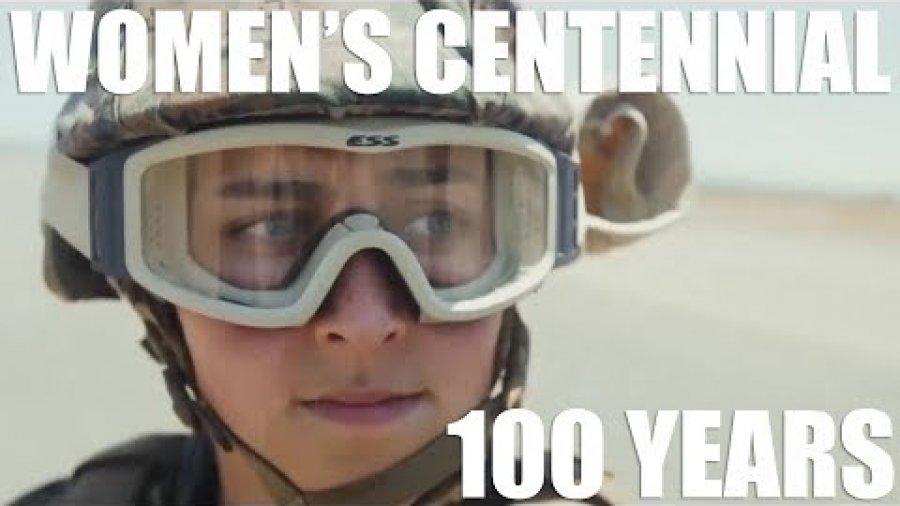 Women's Centennial