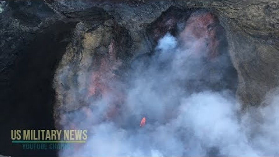 Hawaii Volcano update: Kilauea's volcano Fissure 8 to be NAMED – lava eruption could STILL HAPPEN