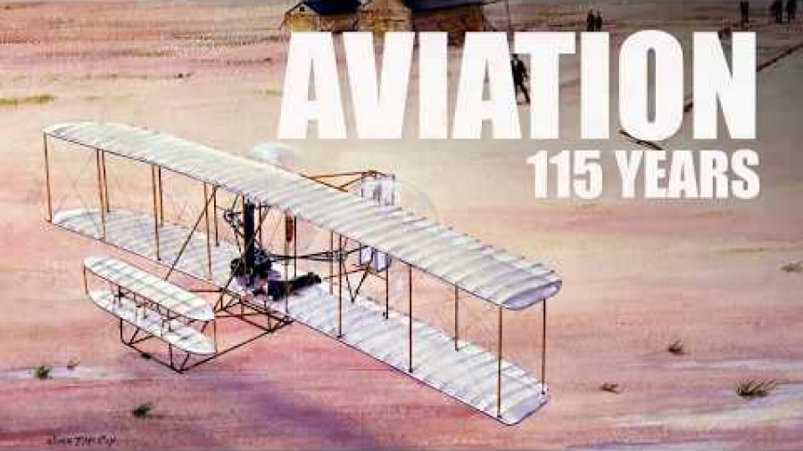 National Aviation Day 2018