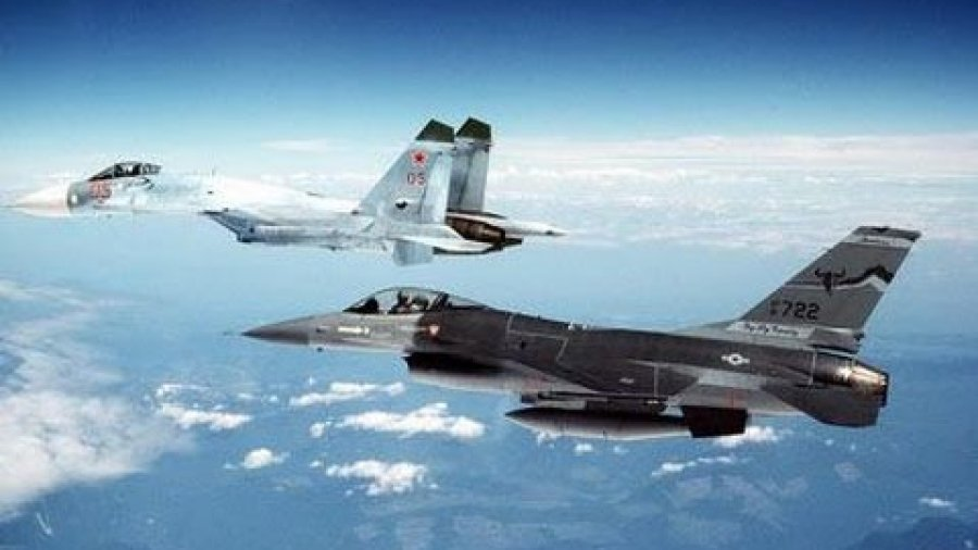 Comparison American Jets Vs Russian Jets