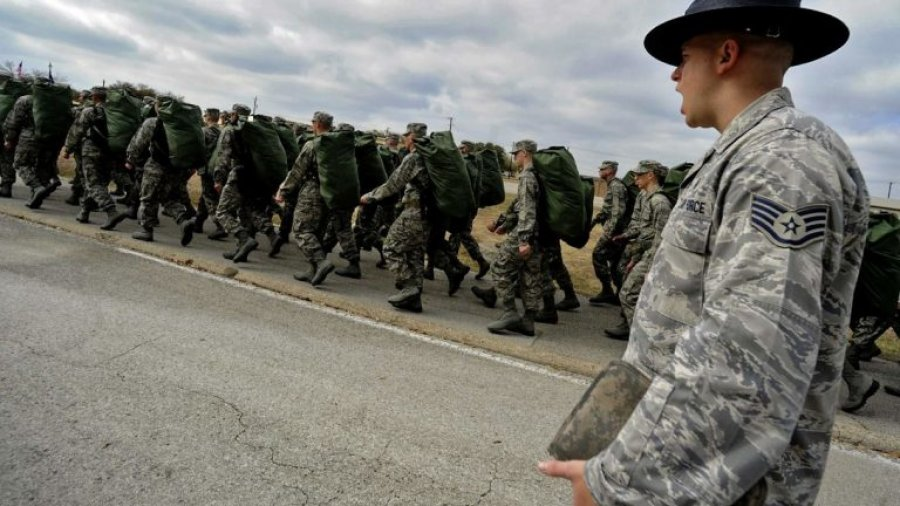 Air Force expands basic training course to focus on readiness, lethality