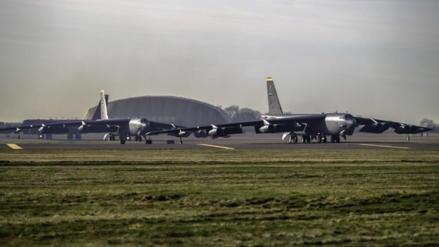 US Air Force surveillance mission moving to RAF Fairford by 2024