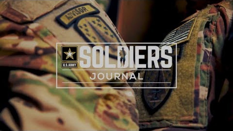 Soldiers Journal: Translator to Advisor