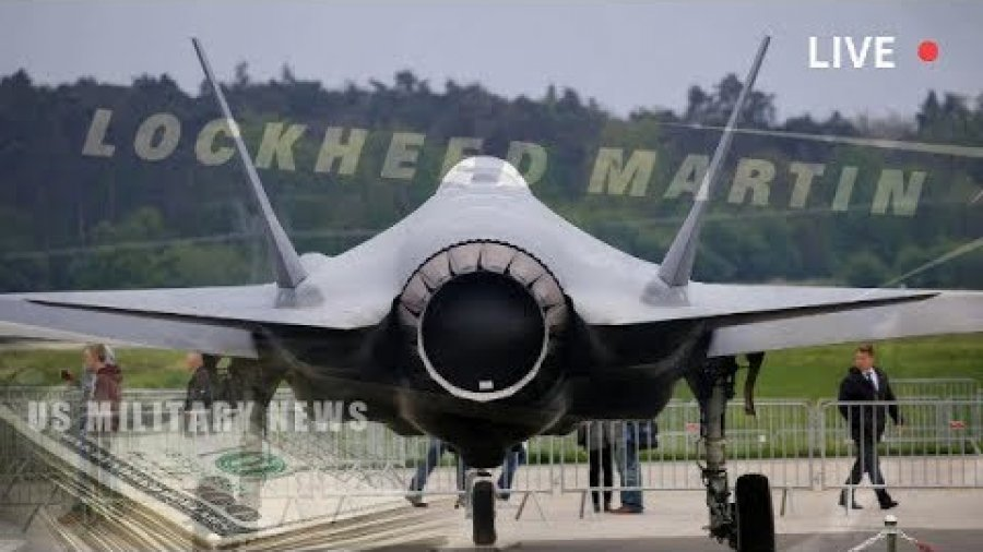 Lockheed Gets $6B Downpayment to Start F-35 Block Buy