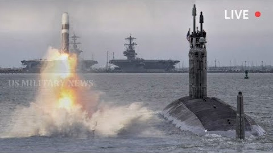 High Alert: US Navy Create Aggressor Squadron to ATTACK China and Russia