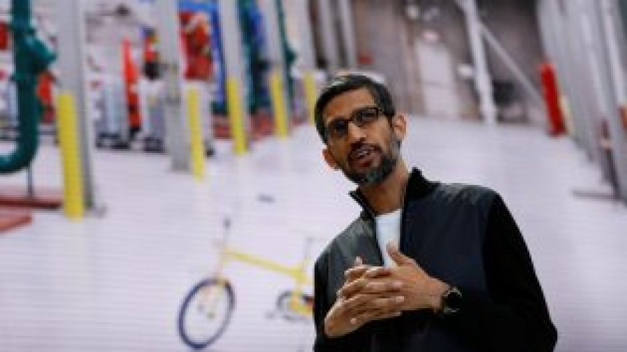 U.S. House panel reschedules Google CEO testimony for Dec. 11