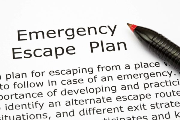 Creating a Disaster Preparedness Plan