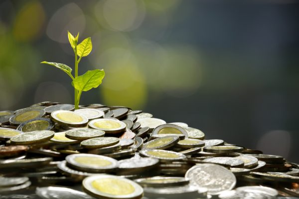 Saving Money for Prepping, saving, growth, economic concept